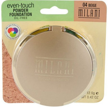 Milani Even Touch Pwdr Fdn Beige