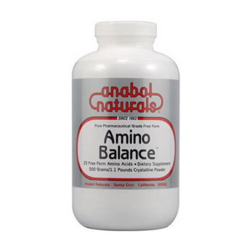 Amino Balance Powder 500 Gm by Anabol Naturals