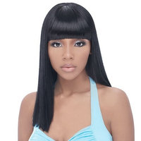 Synthetic Hair Half Wig OUTRE Quick Weave Cap Brie Color S4/27