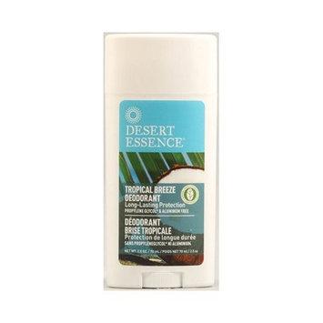 Desert Essence Tropical Breeze Deodorant - 2.5 oz