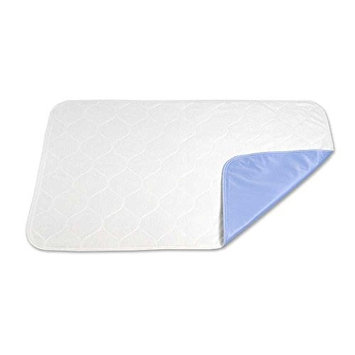 Sahara Extra-Absorbent Washable Underpad, White, 34x48 in, Each