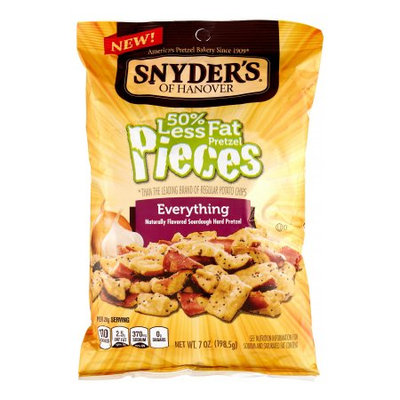 Snyder's Of Hanover Reduced Fat Everything Pretzel Pieces