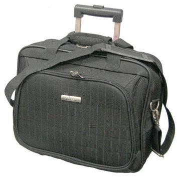 McBrine Luggage Vivanti Series Wheeled Tote