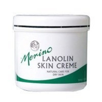 Dry Skin Lanolin Cream for Cracked Heels, Elbows and Soft Hands