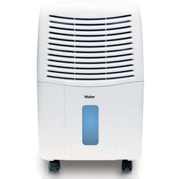 Haier 2 Speed Portable Electronic Air Dehumidifier with Drain, 32 Pint DE45EM