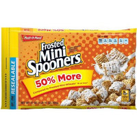 Malt-O-Meal: Mini Spooners Frosted Whole Grain Wheat Cereal, 27 Oz
