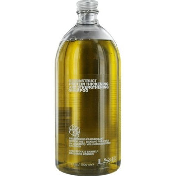Lock Stock & Barrel Reconstruct Protein Thickening and Strengthening Shampoo, 34 Ounce