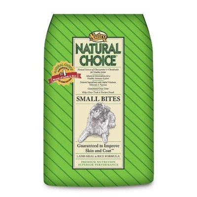 Natural Choice Dog Small Bites Dog Food, 30-Pound