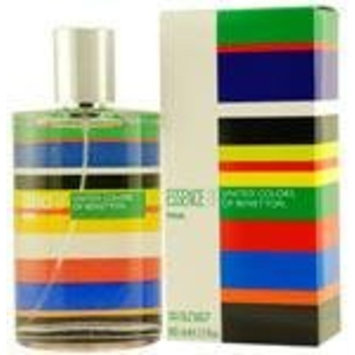 United Colors of Benetton Essence of Man By United Colors of Benetton For Men Eau De Toilette Spray, 3.3-Ounce/100 Ml