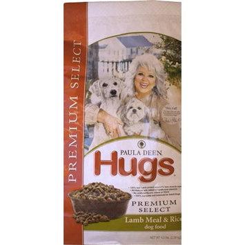 Hugs Pet Products Paula Dean Premium Select Dog Food Lamb and Rice 12 lbs.