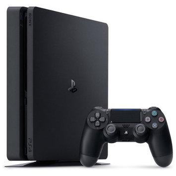 Sony PlayStation 4 Slim 500GB Gaming Console, Black