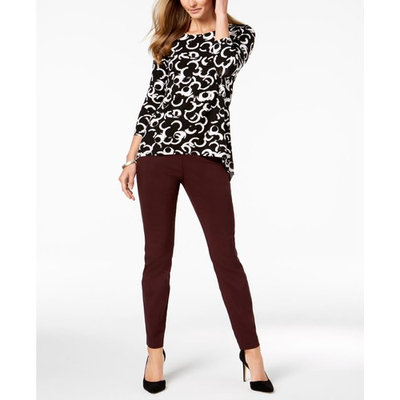High-Low Top & Skinny Pants, Created for Macy's
