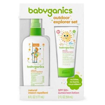 8oz Personal Insect Repellents - Babyganics