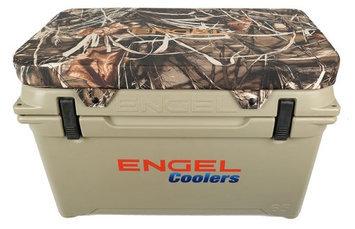 Engel DeepBlue Cooler Seat Cushion 35 Camo