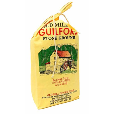 Mill of Guilford - Southern Style White Grits, 2 Lbs