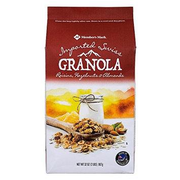Member's Mark Swiss Granola Cereal (32 oz.)vevo