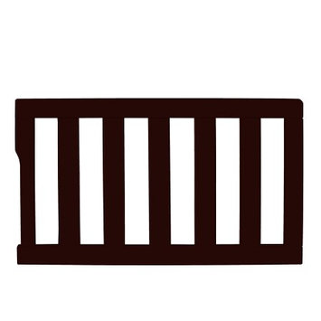 Dream On Me Universal Convertible Crib Toddler Guard Rail, Charcoal