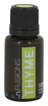 Natures Fusions Nature's Fusions - Thyme Therapeutic Essential Oil - 15 ml.