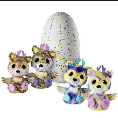 Hatchimals Deeriole Magical Creature Twins 2-Pack
