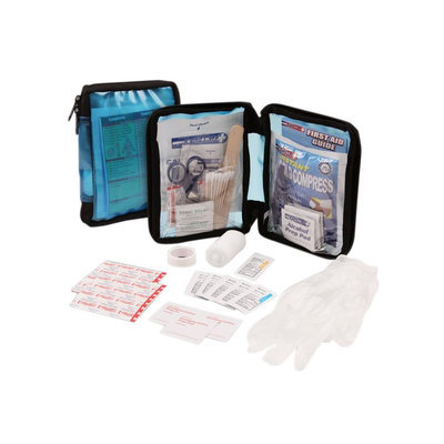 102-Piece First Aid Kit In Soft Pack