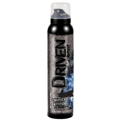 Driven by Refresh Your Car Black Out Air Freshener 3.5 oz. Can