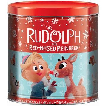 GiftPop Rudolph Assorted Flavors Popcorn Tin