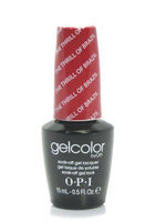 OPI Thrill of Brazil GelColor