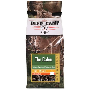 Buck Baits, Llc Deer Camp Coffee The Cabin Light Roasted 12 oz. Ground