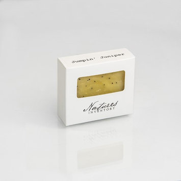 Aleko Nature's Inventory All Natural Nourishing Jumping Juniper Soap Bar