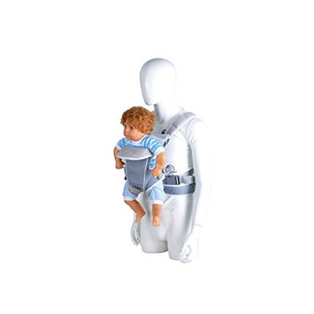 Mother Nest Classic Baby Carrier [Grey]