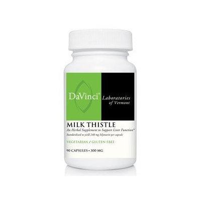 Davinci Milk Thistle - 90 Capsules - Milk Thistle