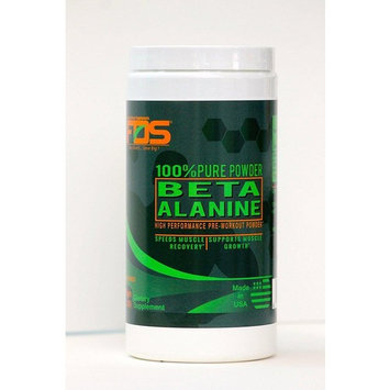 FDS Beta Alanine - High performance Pre-Workout Powder, Unflavoured, 500gm(1.1 LB)