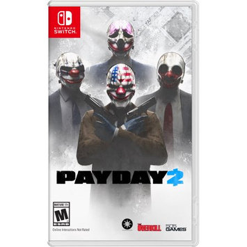 505 Games Payday 2 Nintendo Switch