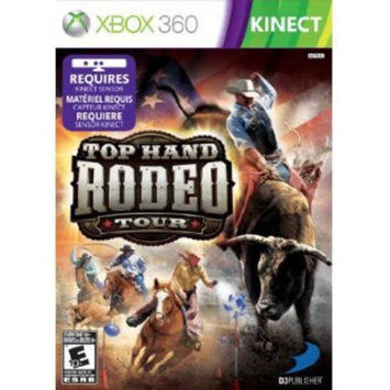 D3 Publishing D3 Publisher TOP HAND RODEO TOUR - 360 KINECT