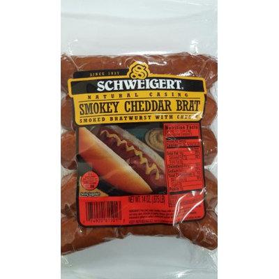 Bakalars Sausage Bakalars Smoked Sausage W/ Cheddar 14 Oz