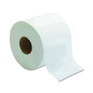 Morcon MORM1500 Morsoft Millennium Bath Tissue, 1-ply, 1500 Sheets/roll, 48/carton