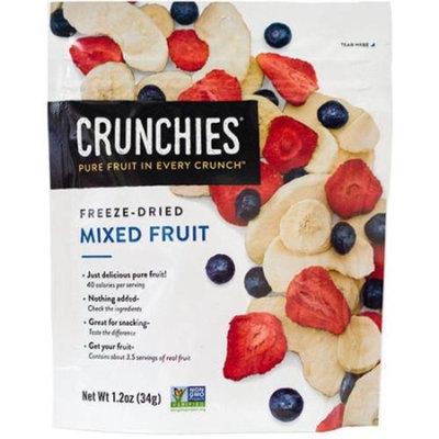 Crunchies Freeze-Dried Mixed Fruit, 1.2 oz