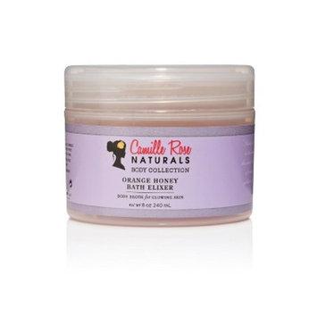 Camille Rose Naturals Orange Honey Bath Elixir - 8oz