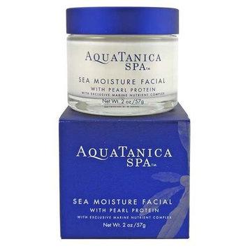 Bath & Body Works Aquatanica Spa Sea Moisture Facial with Pearl Protein 2 oz