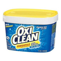 OxiClean Versatile Stain Remover Powder 3.0 lb(pack of 2)