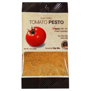 Pantry Club 0. 91 oz. Tomato Pesto Gourmet Dip Mix - Gluten Free - Case Of 12
