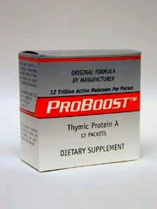 ProBoost Thymic Protein A 12 pkts by Longevity Science