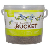 Pacific Bird & Supply Co Inc MEALWORM DRIED 28OZ