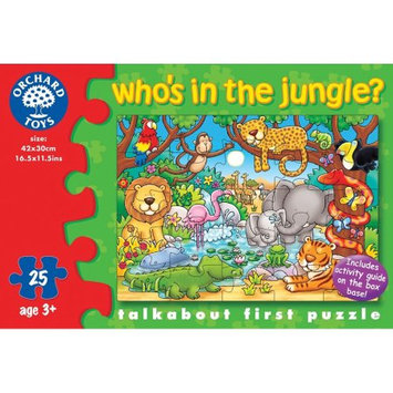 Orchard Toys Who's in the Jungle Jigsaw