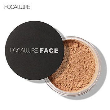 Translucent Loose Powder, FTXJ Oil Control Lasting Anti-sweat Breathable Finishing Powder