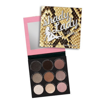 Thebalm Shadylady Palette Special Edition