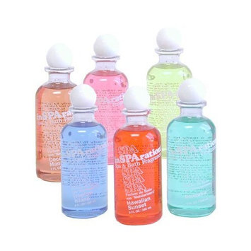 inSPAration Spa and Bath Aromatherapy 113X Spa Liquid, 9-Ounce, Country Herbal