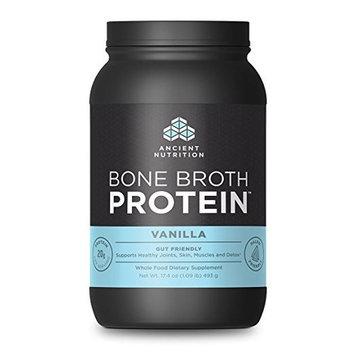 Ancient Nutrition Bone Broth Protein Powder - Vanilla - 40 servings | Gut Friendly