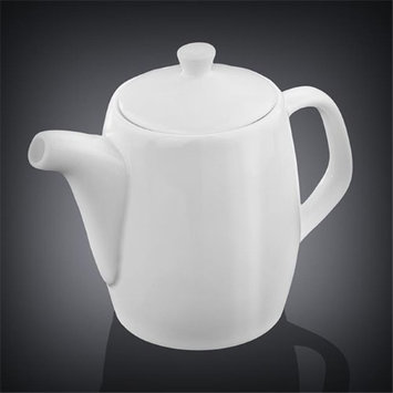 Wilmax 994005 350 ml Tea Pot White - Pack of 36