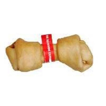 The Rawhide Express Natural Knot Recipe Bone Dog Treat, 10-11